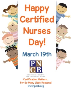 Certified Nurses Day Poster Image